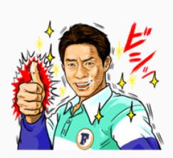 「あきらめるな!」―松岡修造さん演じるファブリーズCMキャラ『岡富士男』LINEスタンプが無料配信されてるぞ!