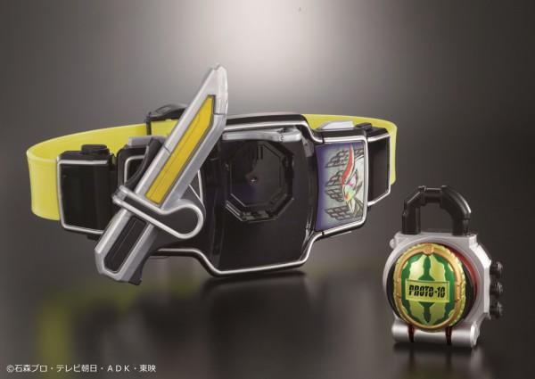 DXウォーターメロンロックシード 仮面ライダー斬月セット