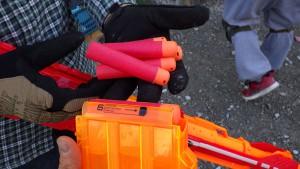 ナーフの弾