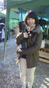 参加者の女子2