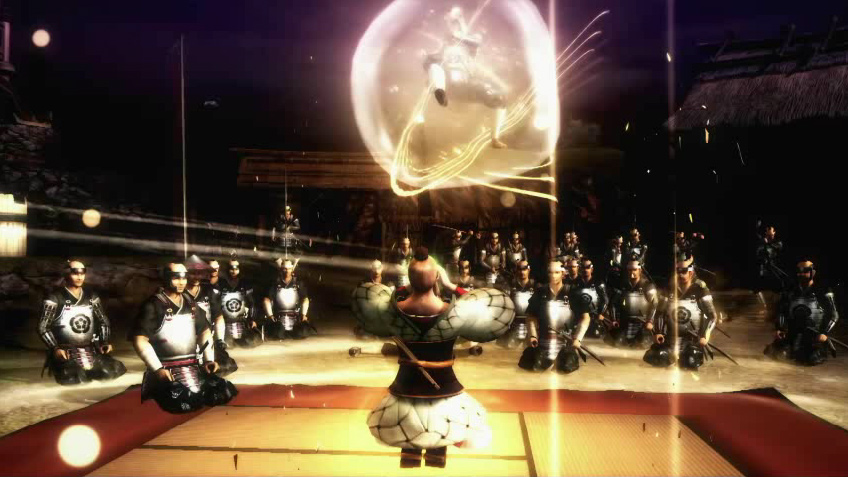 教えてやるぜ!わびさびをなぁ!!!『戦国BASARA4 皇』物議かもした千利休登場のPV公開
