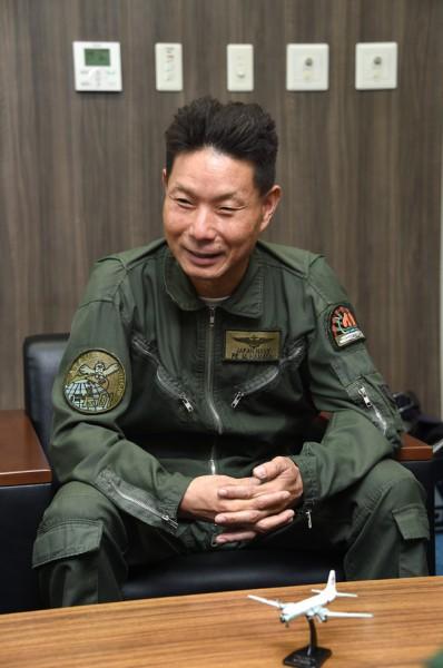 航空機関士(FE)濱田1曹