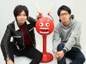 Pepperのアプリケーション開発者(火曜日)