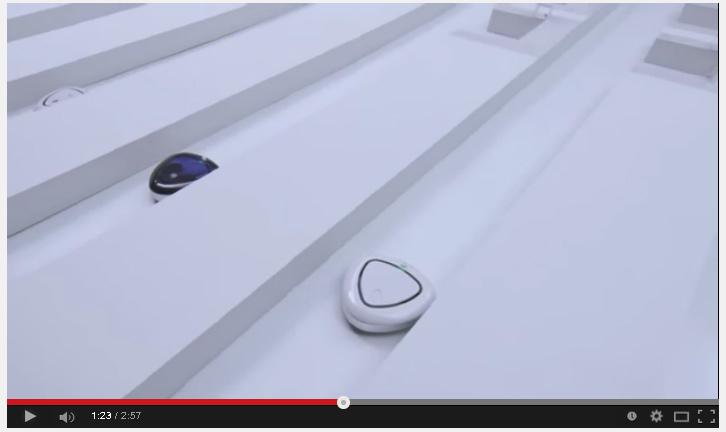 パナソニック『ロボット掃除機RULO(ルーロ)』動画がつい実況したくなる