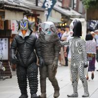 ウルトラ怪獣街ブラ番組『ウルトラ怪獣散歩』月1レギュラー決定