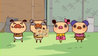 LINEで人気の『パンパカパンツ』テレビアニメ化決定!静岡で4月4日先行放送