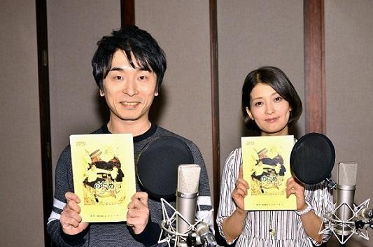 関智一と川澄綾子