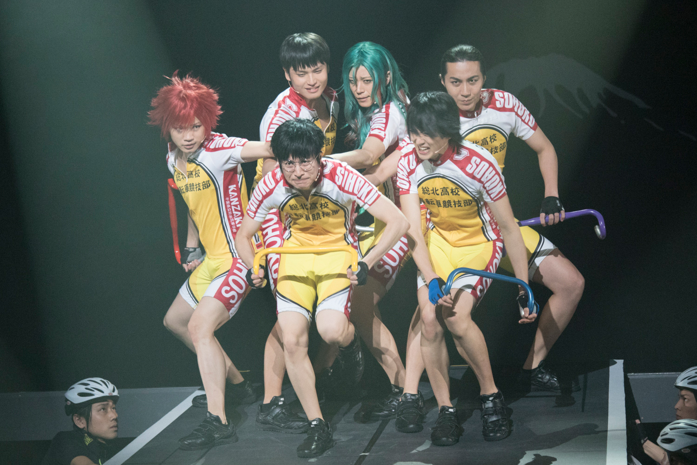 舞台『弱虫ペダル』特番 3月11日MBSで放送