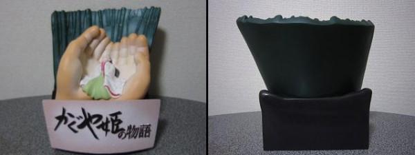 かぐや姫の物語 非売品置物宣材