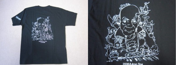 参加者配布用Tシャツ