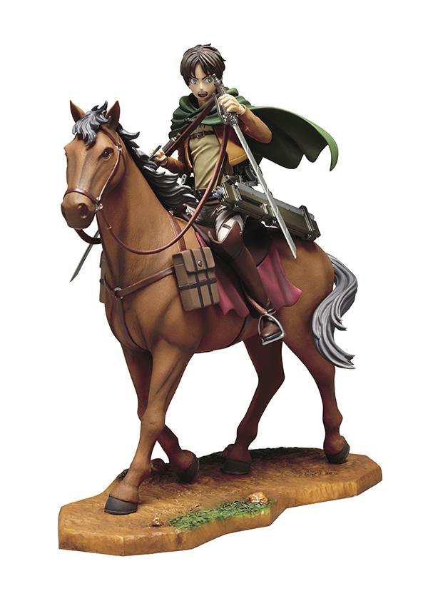 A賞 エレン騎馬フィギュア(全1種)