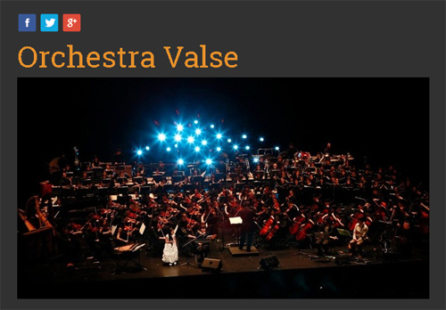 Orchestra-Valse