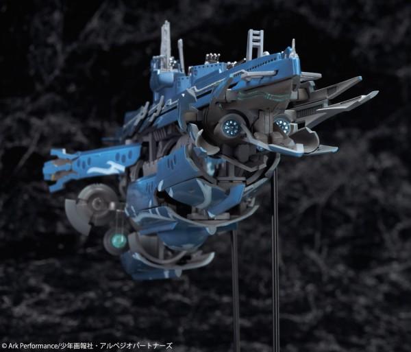 『蒼き鋼のアルペジオ』イ401