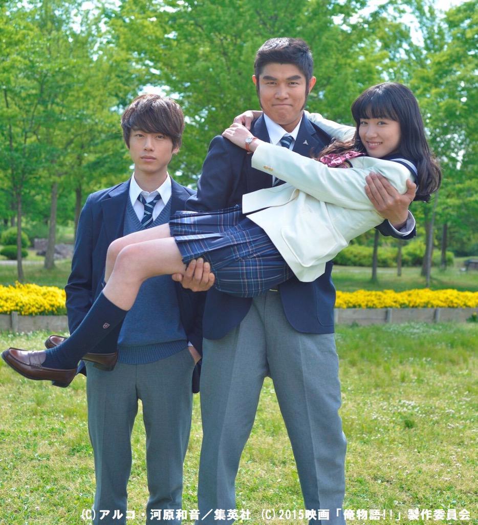 『俺物語!!』役作りで鈴木亮平が30キロ増量!ファンから心配の声