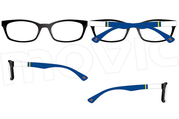 『ダイヤのA』青道高校イメージしたPCメガネ発売