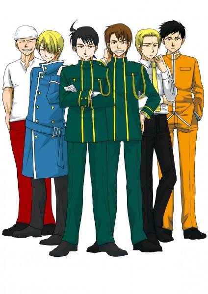 『青春-AOHARU-鉄道』メインビジュアル
