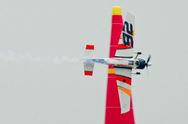 ベラルデ選手のフライト