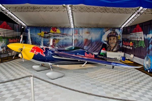 ベゼネイ選手のコーバス・レーサー540
