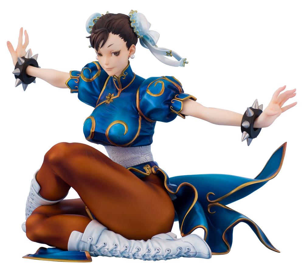麗しき脚線美ふたたび!『Fighters Legendary 春麗』発売決定