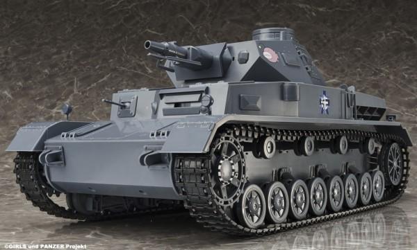 figma Vehicles IV号戦車D型 本戦仕様