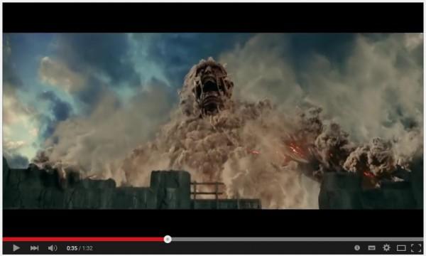 実写映画『進撃の巨人』