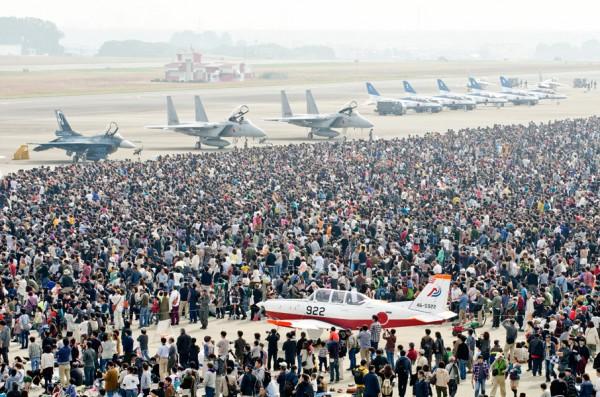 航空祭でもNOTAMが出される