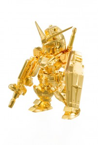 GUNDAM CONVERGE THE ART OF GUNDAM -LIMITED- ver.GOLD