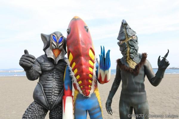 DVD『ウルトラ怪獣散歩 ~鎌倉/江ノ島/京都 編~』(3500円税別)