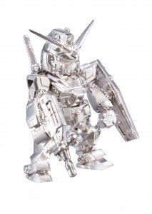 GUNDAM CONVERGE THE ART OF GUNDAM -LIMITED- ver.SILVER
