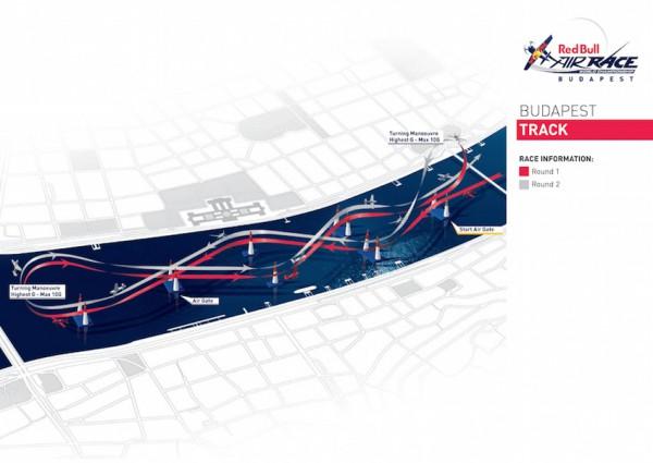 ブダペストのレーストラック(画像:Red Bull)