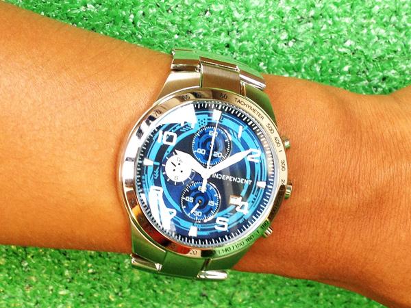 『攻殻機動隊』と『インディペンデント』のオフィシャルコラボ腕時計登場