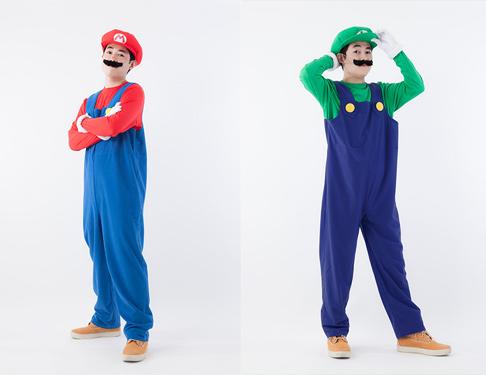 国内初!『スーパーマリオ』公式ライセンス衣装発売決定