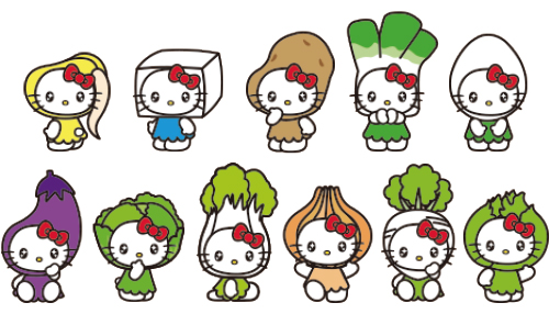 (c) 1976, 2015 SANRIO CO., LTD. APPROVAL No. G561464
