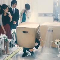 ダンボールをかぶって結婚式!?『メタルギア ソリッド V …