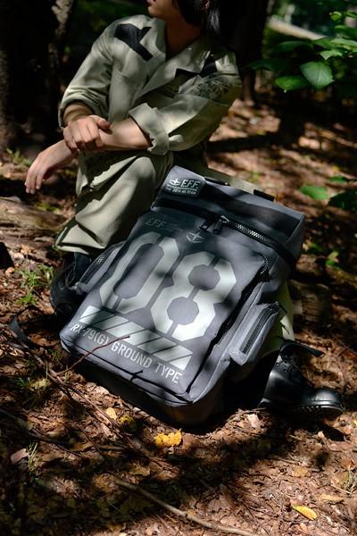 陸戦型ガンダムバックパック06
