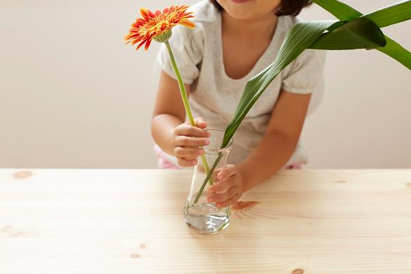 じわじわ広がる「花育」 子供の表現力や創造力向上になると注目