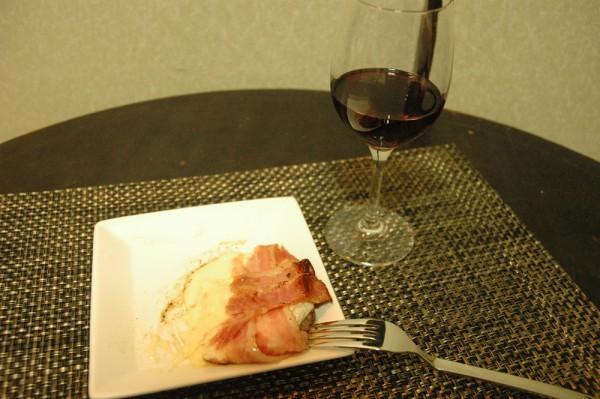 赤ワインの肴には最高