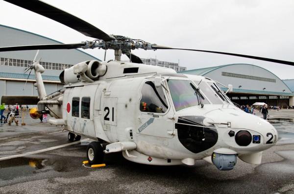 第21航空隊のSH-60K