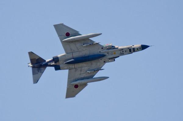RF-4Eによる偵察飛行
