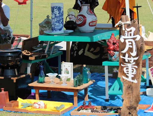 静岡の骨董屋さん