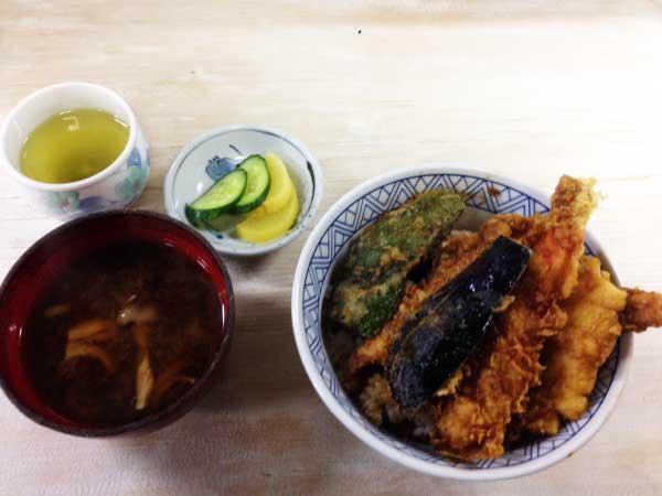三幸の天ぷら
