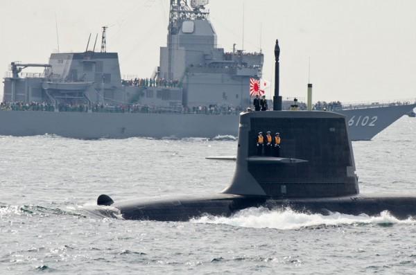 受閲第4群・潜水艦ずいりゅう(SS-505)