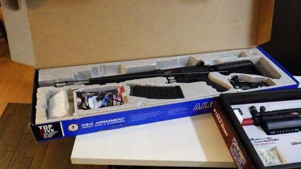 海外製電動ライフル