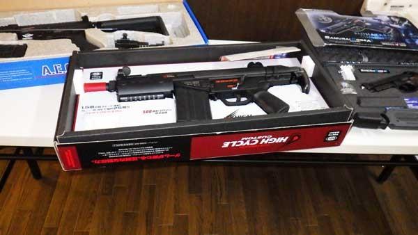 日本製機関銃