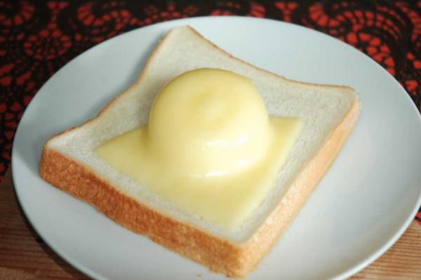 『雪見だいふくチーズトースト』つくってみた