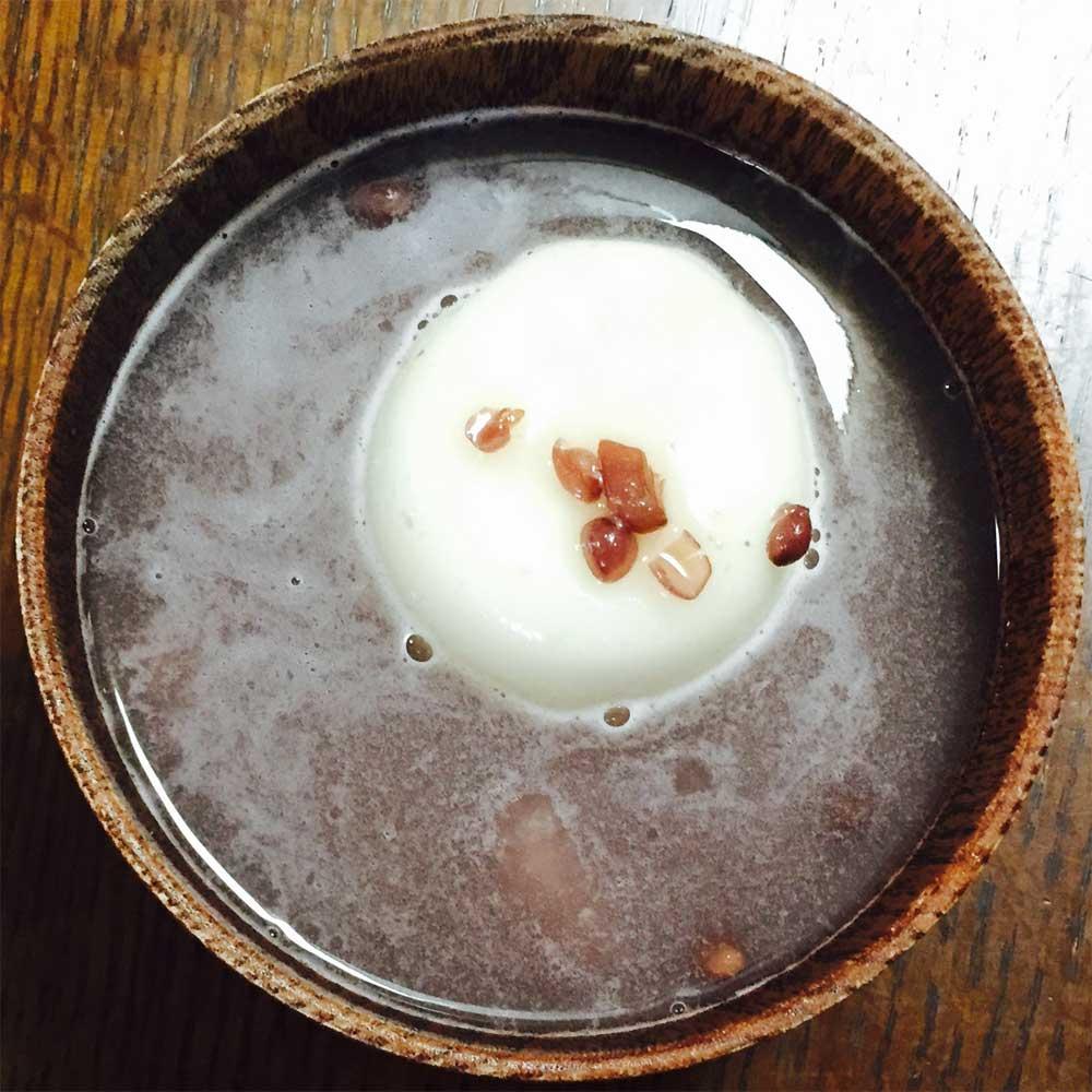 『マツコの知らない世界』で注目のあずきバーと雪見だいふくでクリーム白玉ぜんざいをつくってみた