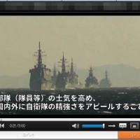 ニコニコ民撮影・編集の観艦式動画が「野生のNHK」と評判