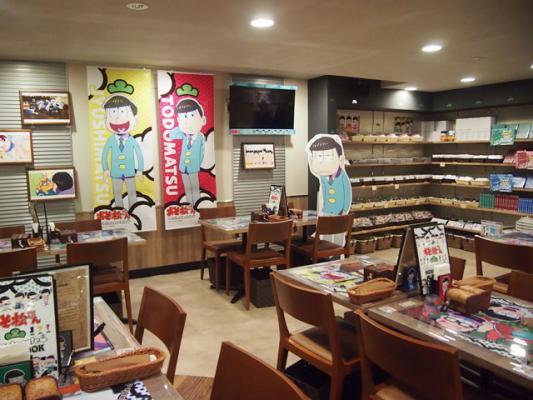アニメイトカフェ池袋3号店