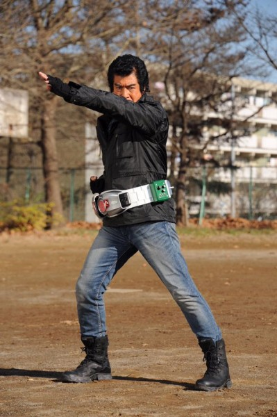 (c)「仮面ライダー1号」製作委員会 (c)石森プロ・テレビ朝日・ADK・東映