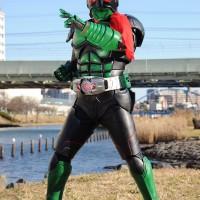 『仮面ライダー1号』新スーツ発表で往年のファン「中の人はまさ…